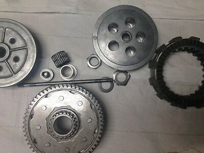 Honda CRF Clutch