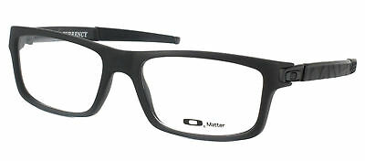 Oakley Currency RX Eyeglasses OX8026-0154 Satin Black Frame 54-17-133 NEW