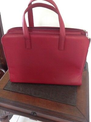 LEATHER BRIEFCASE By LEVENGER/JUST REDUCED!!!
