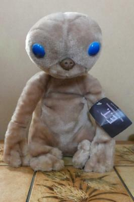 Vintage E.T Alien Plush Toy Circa 1980's Extra Terrestrial - Kamar With Tags