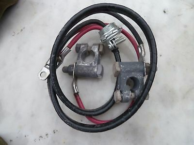 Dodge WC Batt Cable to Terminal Box 12v CC1089652