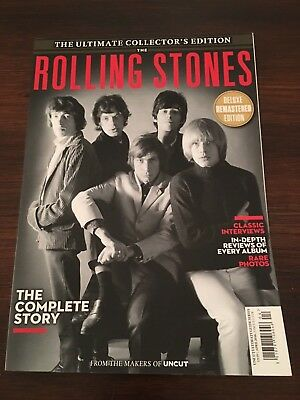 THE ROLLING STONES Uncut Ultimate Music Guide Magazine NEW Jagger Richards NME