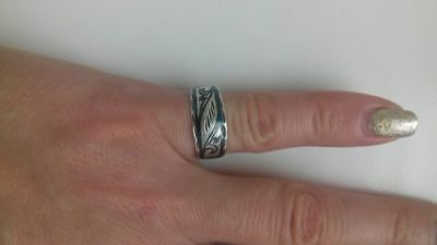 Vintage  Ring of the RUSSIA Silver