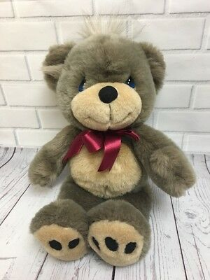 Precious Moments Plush Stuffed Teddy Bear CHARLIE 15""