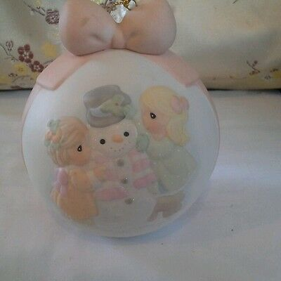 Precious moments ornaments 2003 I-ey potential in you 112875