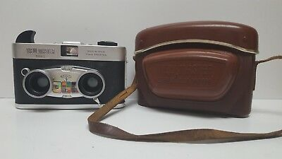 VIEWMASTER MARK II  STEREO CAMERA  1:2, 8/20 mm   MADE IN GERMANY !!!!!