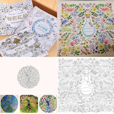 Dear Coloring Books Graffiti Sketchbook Painting Relaxing Stress relieving