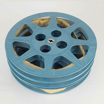 Tuscan 16mm projection reels 800 ft x 4