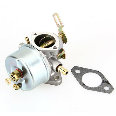 Alloy Carburetor Tecumseh 8/9HP 10HP HMSK80 HMSK90 Snowblower Chipper Generator