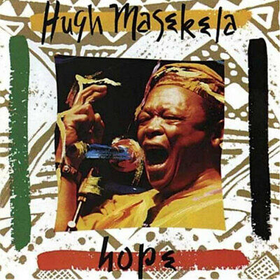 AP | Hugh Masekela - Hope 200g 2LPs (33rpm-edition)