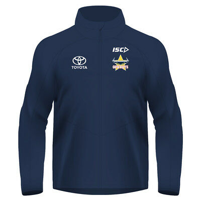 0580ec82c North Queensland Cowboys 2018 NRL Mens Wet Weather Jacket BNWT Rugby League