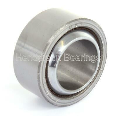 COM12T Spherical Plain Bearing Steel/PTFE Brand FK 3/4x1-7/16x3/4x19/32""