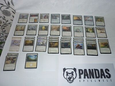MtG Magic the Gathering white Beat Down Deck