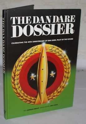 The Dan Dare Dossier. Norman Wright. HC. Hawk Books. 1990. 1st Edition.