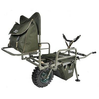 NEW Prestige Fat Boy All Terrain Fishing Barrow - PO2000