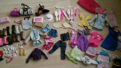 sindy/barbie clothes and accessories