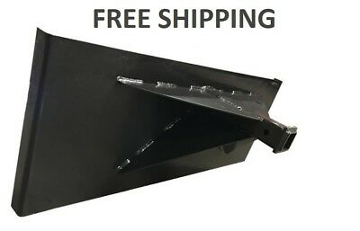 Hitch Plate Trailer Mover Skid Steer quick attach FREE SHIPPING