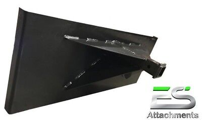 Hitch Plate Trailer Mover Skid Steer quick attach LOCAL PICK-UP