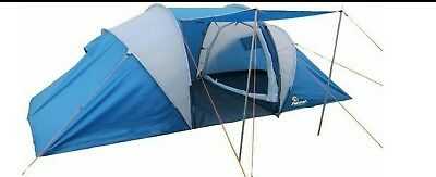 Halfords 4 man Tunnel Tent  sc 1 st  PicClick UK & HALFORDS 4 man Tunnel Tent - £39.00 | PicClick UK