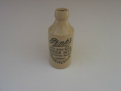 Pinks Limited Ginger Beer Stoneware