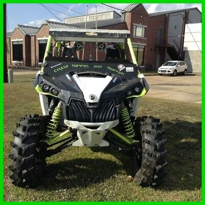 2015 Can-Am Maverick 1000R X DS Used