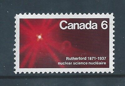 Canada #534ii Single Fluorescent Front Variety MNH **Free Shipping**
