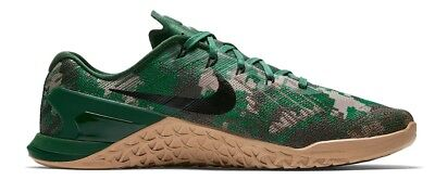 super popular 6bf15 6add0 Nike Metcon 3 Mens Camo Training Shoes Crossfit Weightlifting 852928 008