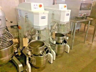 Doyon BTF040 40 Qt. Commercial Planetary Floor Mixer with Guard - #12839