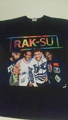 Rak -Su 2018 tour t shirt( X factor)