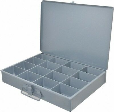 Durham 16 Compartment Small Steel Storage Drawer 13-3/8 Inches Wide x 9-1/4 I...