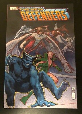 THE NEW DEFENDERS Vol. 1 TPB from Marvel Comics (NM)