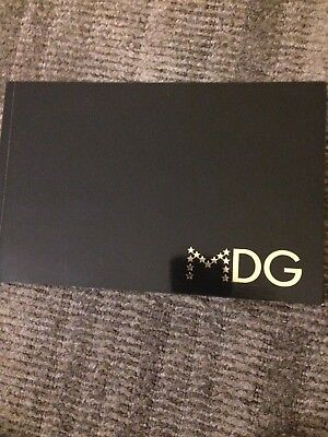 madonna d&g dolce and gabbana rare promotional booklet book brochere