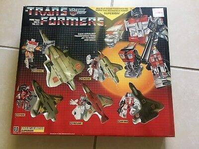 1985 G1 Superion Gift Box Sit