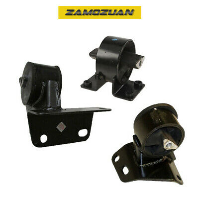 Engine Motor /& Trans Mount Set 3PCS for 1999-2004 Jeep Grand Cherokee 4.0L RWD.