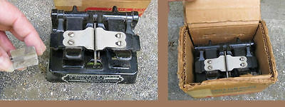 Vintage 8 & 16 mm Griswald Junior Model Film Splicer In the Box