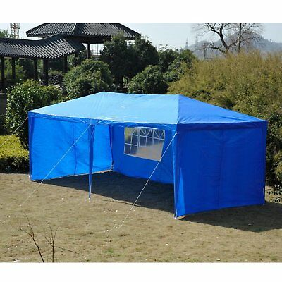20ftx10ft Party Tent Camping Gazebo Removable Walls