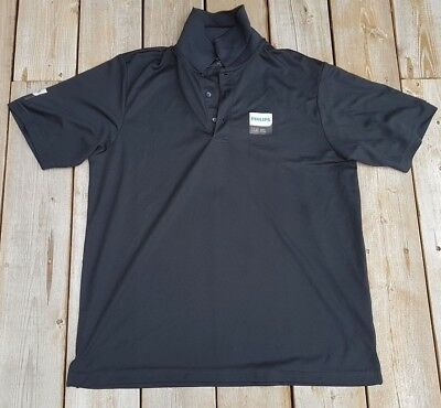 PHILLIPS HUE Employee Polo T-Shirt CORE 365 North End Corporate Wear Sz L