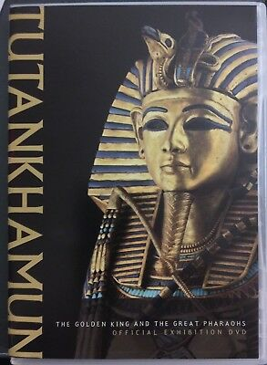 Tutankhamun,  DVD, 2009, Official Exhibition by National Geographic DVD, New