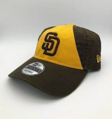 huge selection of f6f16 f68ea ... norway san diego padres new era mlb 9twenty core classic alt2 adjustable  cap 32499 a5649