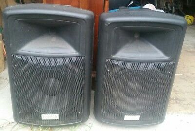 10 inch pa speakers