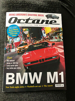 Octane - Issue 177 March 2018 - BMW M1, Marzal