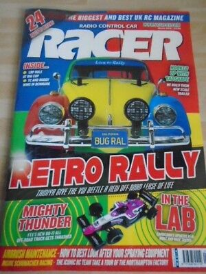 Radio Control Car Racer Magazine March 2018