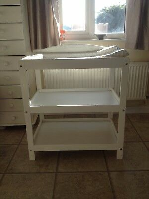 OBaby Open  Changing Table Unit