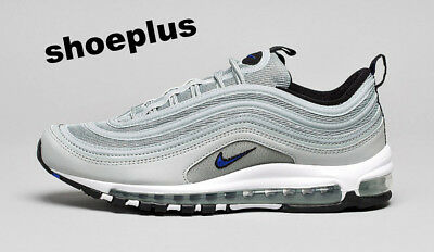 Nike Air Max 97 Light Pumiceracer Blue Black White Uk 11 For