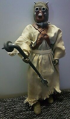 "STAR WARS Collector Series 12"" 30cm Tusken Raider 1996 Kenner/HASBRO - mint"