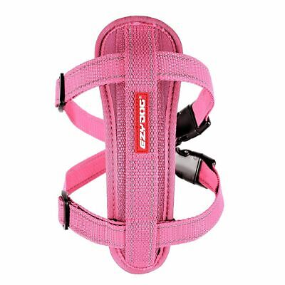 Ezydog classic chest plate harness + seat belt loop, all sizes and colours in