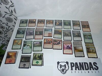 MtG Magic the Gathering Undying Deck