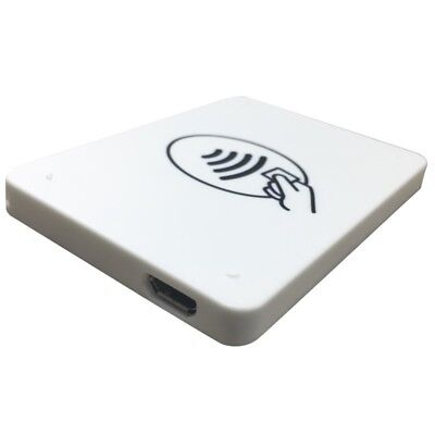 Small Android Bluetooth Nfc Reader Writer Price HX8-22