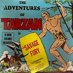 "Film Autres Formats: The Adventures of Tarzan ""Savage Fury"""