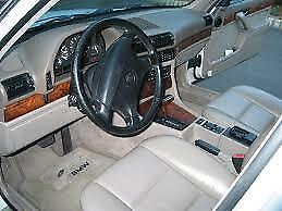 1994 BMW 7-Series Leather 1994 BMW 740 IL 7-Series - LOW MILES!